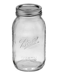 Ball | Mason Jar Regular 32 oz / 950 ml (1 stuks)