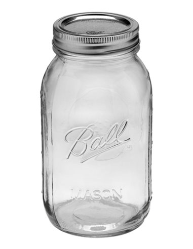 Ball | Mason Jar Regular Mouth 32 oz / 945 ml (1 stuks)