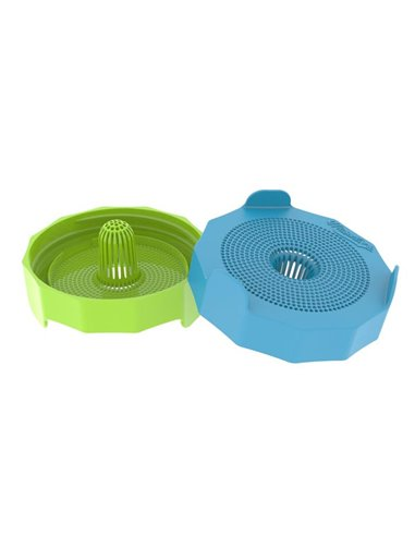 Masontops | Sprouting lid Wide mouth (2 pack)