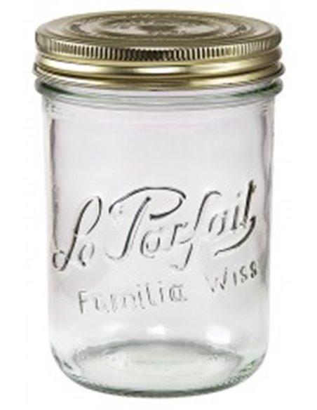 Le Parfait | Familia Wiss Terrines / Paté weckpot 750 ml (6 stuks)