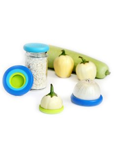 Food Huggers Small Hugs set van 6