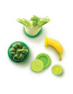 Food Huggers Fresh Greens set van 5