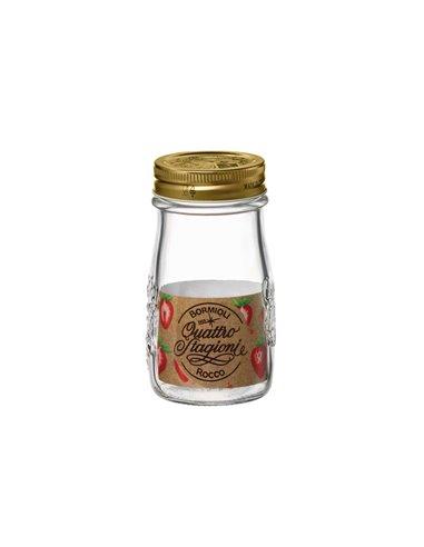 Bormioli Rocco | Quattro Stagioni Weckfles SM 200 ml (12 stuks)