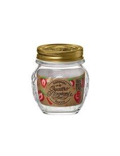 Bormioli Rocco | Quattro Stagioni Amphora Weckpot RM 300 ml (6 stuks)
