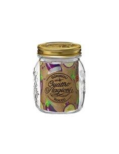 Bormioli Rocco | Quattro Stagioni Weckpot WM 700 ml (6 stuks)