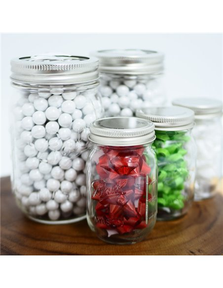 Ball | Mini Mason Jar 4 oz / 120 ml - tray 4 stuks