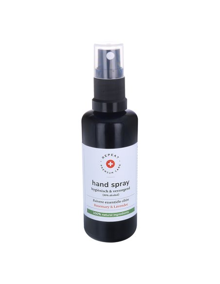 Repeat Premium Care | Handspray Desinfectie ROSEMARY & LAVENDER