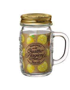 Bormioli Rocco | Quattro Stagioni Drinkbeker RM 415 ml (4 stuks)