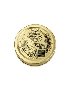 Bormioli Rocco | Quattro Stagioni Weckdeksel RM dia 70mm (2 stuks)