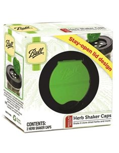 Ball | Herb Shaker Caps Regular (2 stuks)