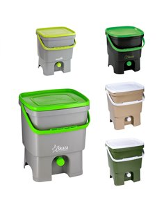 Skaza | Bokashi Organico Eco Fermentatie Compostbak met Compostversneller