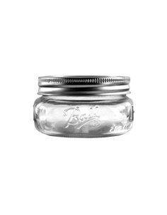 Ball | Mason Jar Elite Ball 8 oz / 240 ml Wide Mouth (4 stuks)