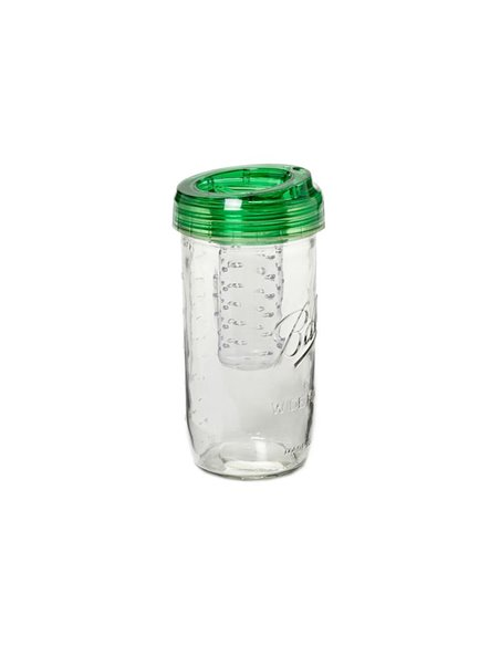 Ball | Infuser Wide Mouth (zonder jar)