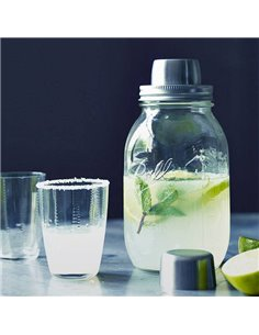 Ball | Mason Jar Cocktail Shaker Regular 32 oz / 950 ml