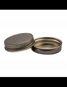 Mason Jar Deksel Regular-Goud Antiek