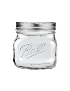 Ball | Mason Jar Elite 16 oz / 475 ml Wide Mouth (1 stuks)