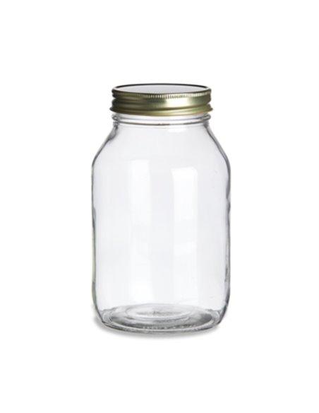 Mason Jar ECO clear 32 oz - 1 stuks