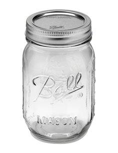 Ball | Mason Jars Regular Mouth 16 oz / 475 ml (1 stuks)