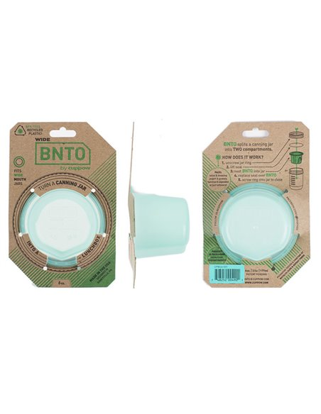 BNTO by Cuppow Mint 1 st. Wide Mouth