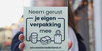 Zero Waste Support!