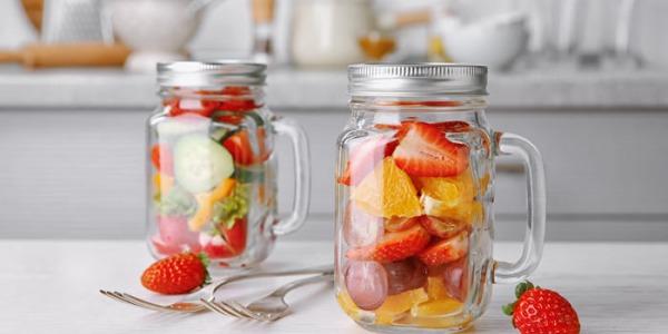 6 Redenen om glazen Mason Jars te gebruiken